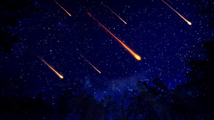 Meteor Shower Tonight | News about meteor showers, sky