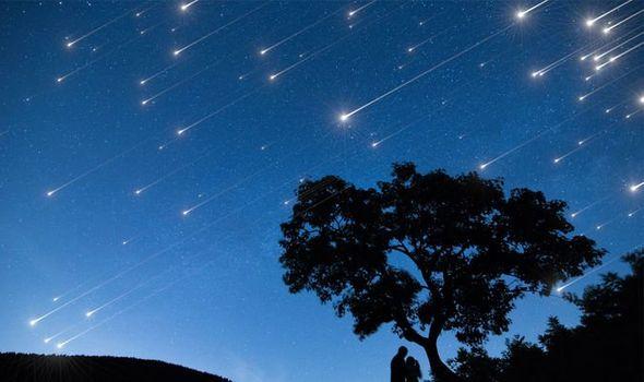 14 meteor showers in August - Perseids peaks on August 12-13