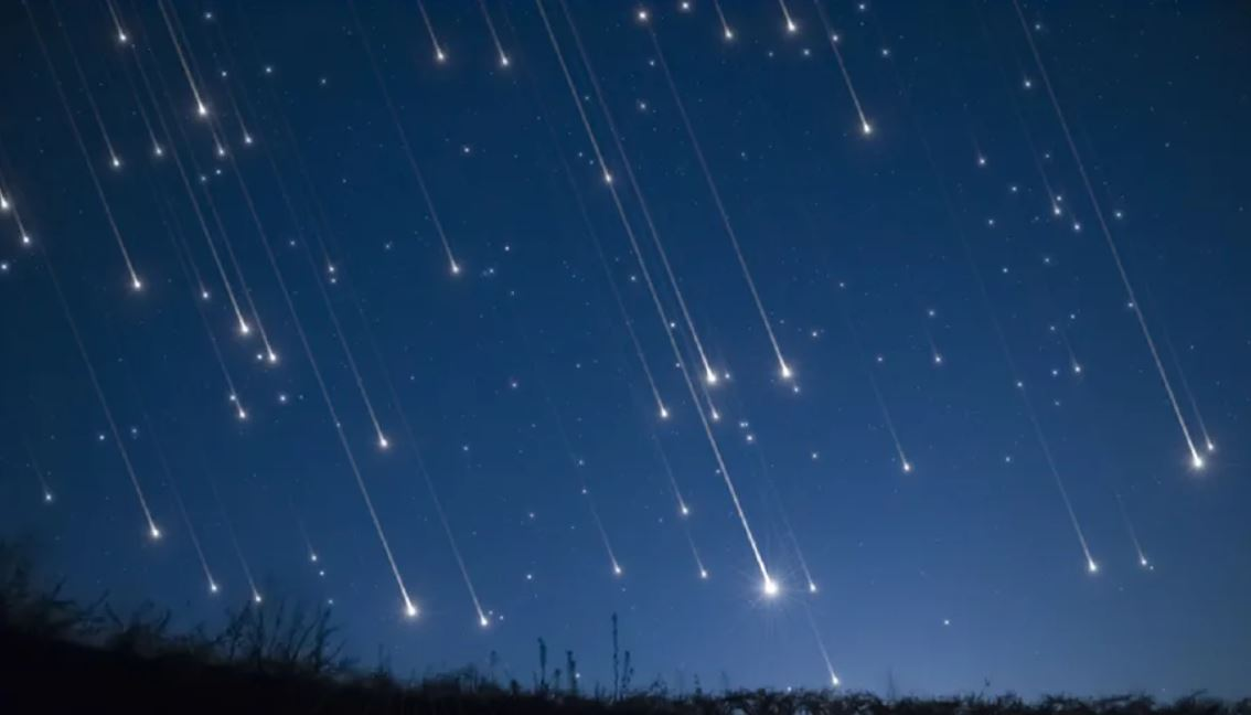 10 Meteor Showers In September Every Year Meteor Shower Tonight